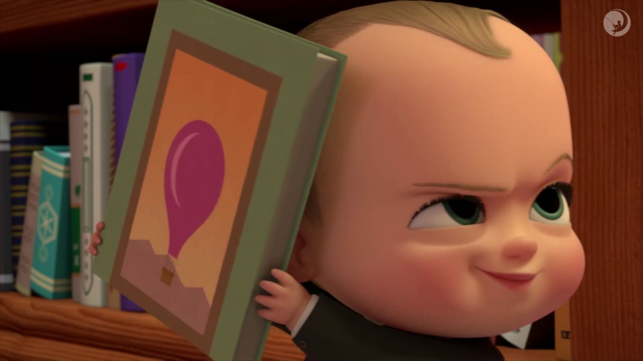 The Boss Baby Official Site Dreamworks