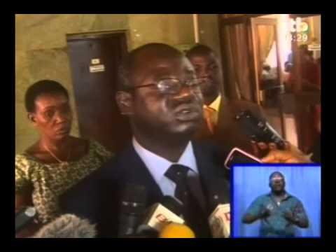 Culture de la tolérance au Burkina Faso: le ministre des droits humains réuni les acteurs