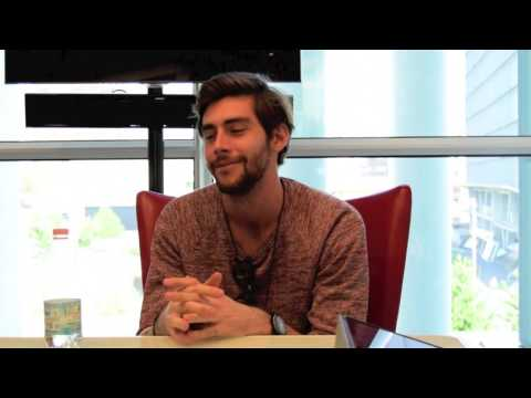 Alvaro Soler (RoundTable 1st Part) Interview