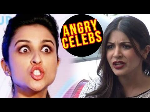 Thumbnail: Bollywood Actress Getting ANGRY in Public