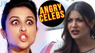 Bollywood Actress Getting ANGRY in Public