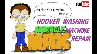 Hoover Front Loader Washing Machine Repair MiracleMAX
