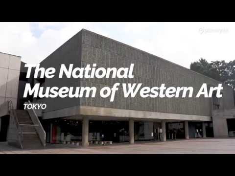The National Museum of Western Art, Tokyo | Japan Travel Guide