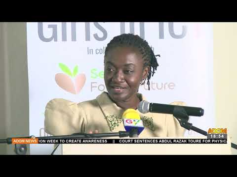 Girls in ICT: 3000 young females to benefit from initiative by end of the year (20-9-21)