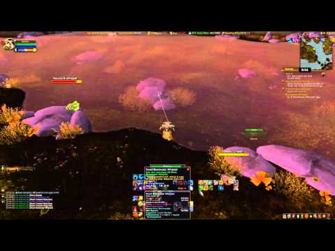 Warlords Of Draenor Fishing Dailies - Blackwater Whiptail
