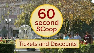 Tickets and Discounts for USC Employees