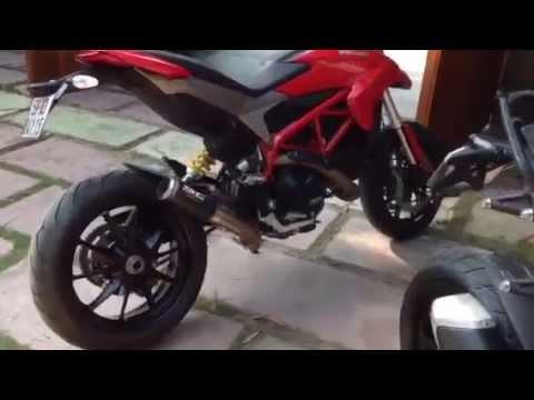 Khủng khiếp - Ducati của Johnny Tri Nguyen pẹt bô