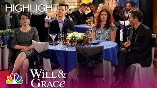 Will & Grace - Everyone Raises a Glass (Episode Highlight)