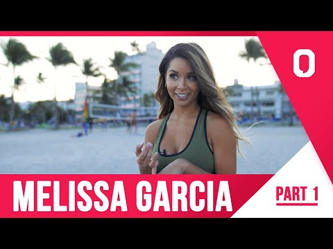 Melissa Garcia On Her Goals, TV Hosting And Moving To Miami. (part 1)