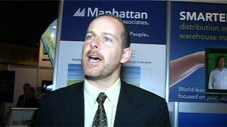 Manhattan Associates talks to Global Logistics Media