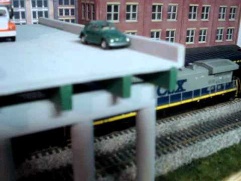 NS Pittsburgh Line HO scale update