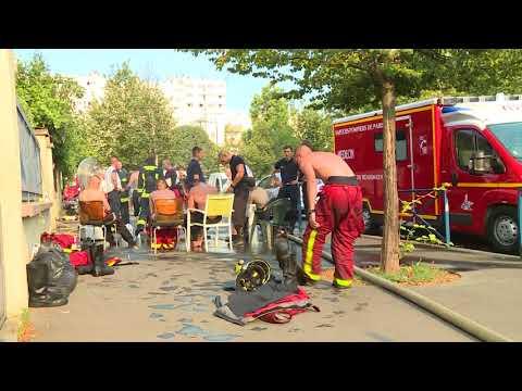 Incendie Tragique à Aubervilliers