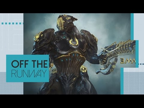 Warframe: Off The Runway - Rhino Prime