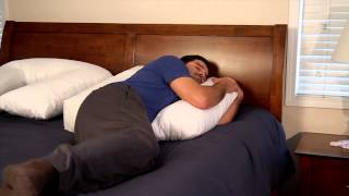 The NoPap Positional Pillow Informational Video