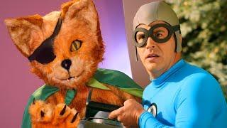 Kitty Litter! - Ben Garant - Full Episode - The Aquabats! Super Show!