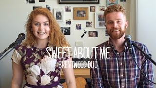 Gabriella Cilmi - Sweet About Me (Brentwood Cover)