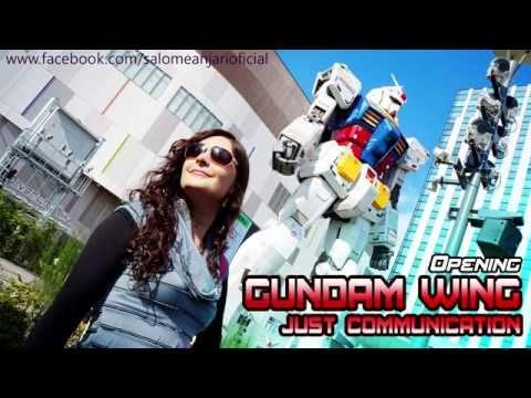 Just Communication - Gundam Wing Opening