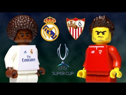 LEGO UEFA Super Cup 2016 REAL MADRID - SEVILLA FC