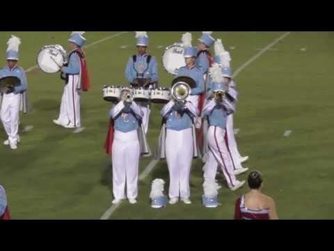 2016 Dale County High School Band
