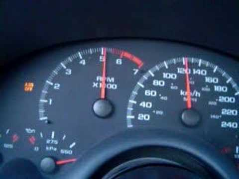 top speed camaro LS1 - YouTube