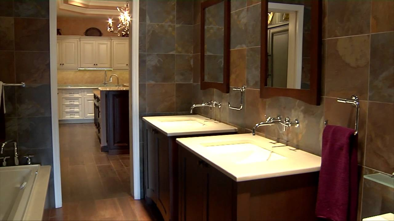 Long Island Kitchen And Bath The Day Process YouTube - Alure bathroom remodeling