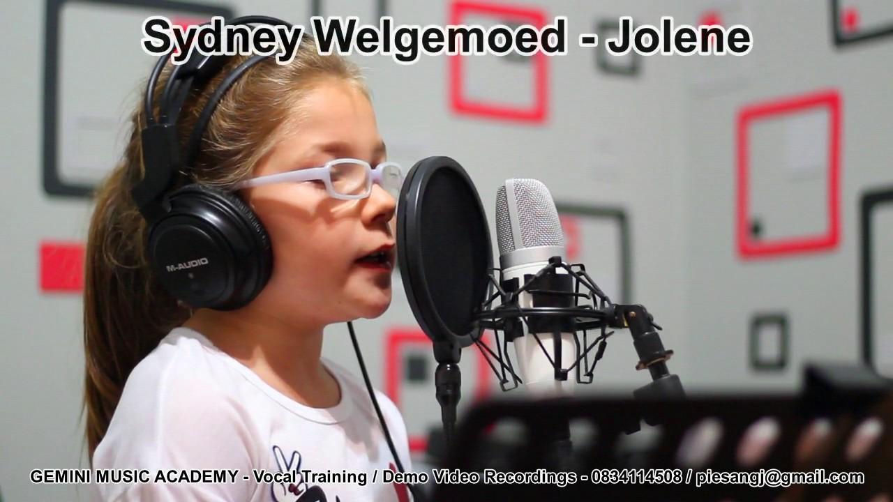 sydney welgemoed singing