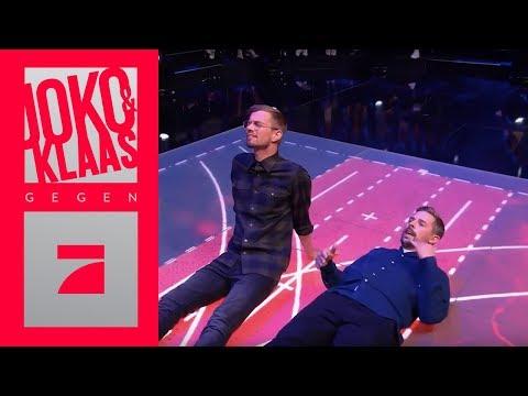 Schätzspiel: Wie schnell war das eigentlich? | Spiel 2 | Joko & Klaas gegen ProSieben