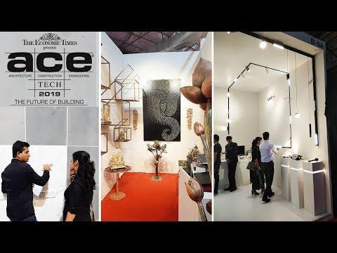 ACETECH MUMBAI 2019 , REVIEW, EXHIBITION, LATEST MATERIALS,HOME DECOR TRENDS & TECHNOLOGY