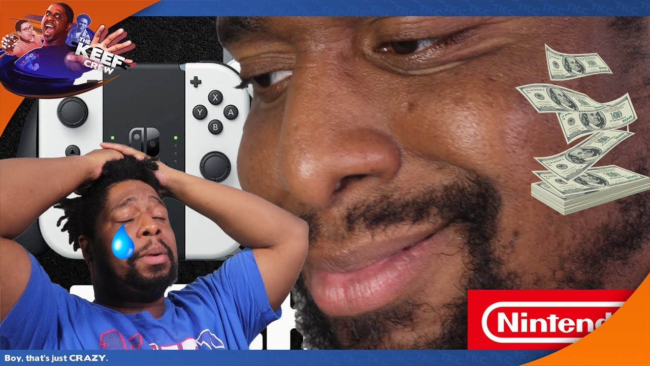 How NINTENDO fans reacted to the Switch OLED model!