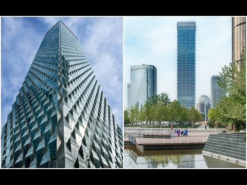 Beijing Greenland Center  | SOM | Beijing, Beijing, China | HD