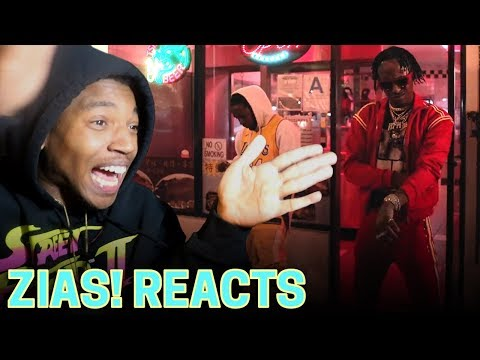 Rich The Kid - New Freezer ft. Kendrick Lamar (ZIAS! Reaction Video Teaser)