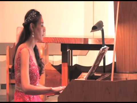 Works by Mozart and Debussy performed by Gyeseon Choe, fortepiano, piano