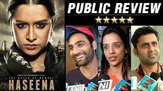Haseena Parkar Movie PUBLIC REVIEW | Shraddha Kapoor | Siddhanth Kapoor | Apoorva Lakhia