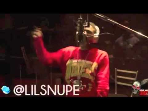 Lil Snupe Feel It In The Air Freestyle 2013