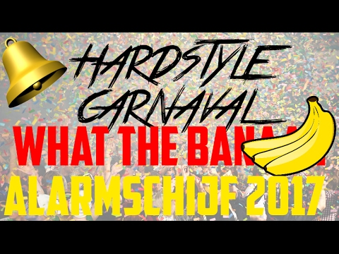 What the Banaan (Hardstyle Carnaval...