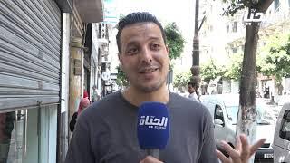 السكوار | رأي الجزائريين في مدرب المنتخب الوطني جمال بلماضي