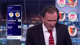 Southgate, you're the one! | Soccer Saturday tribute chant to Gareth Southgate