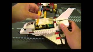 Lego 3367 Review Space Shuttle City Space