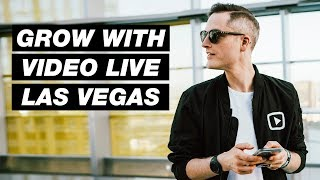 BIG NEWS ⚡ Details About Grow With Video LIVE in Las Vegas