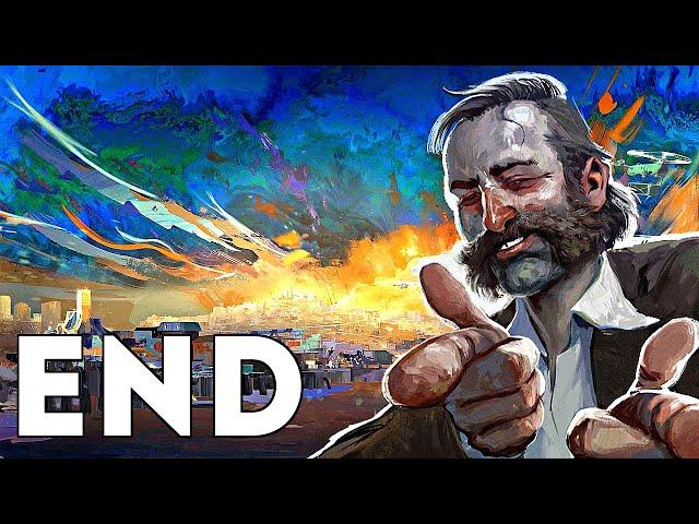 Disco Elysium The Final Cut ENDING Gameplay Walkthrough Part 8-Mercenaries, The Island & The Return