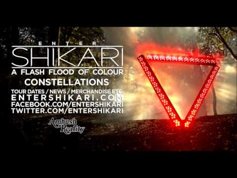ENTER SHIKARI - 11: Constellations - A Flash Flood Of Colour [2012]