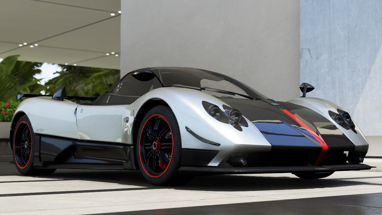 Pagani zonda cinque roadster 2009 forza motorsport 6 apex pagani zonda cinque roadster 2009 forza motorsport 6 apex test drive gameplay hd 1080p60fps youtube vanachro Image collections