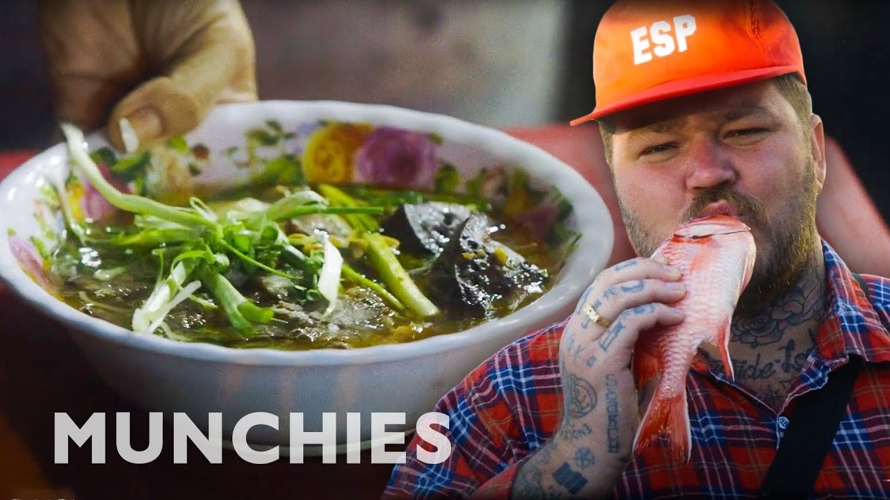 Matty Tastes Vietnam's Best Fish Sauce   Dead Set on Life Season 2 Episode 1