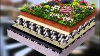 видео Основные принципы кровли инверсионной