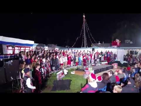 El Portal Elementary School 2017 Holiday Show Feliz Navidad