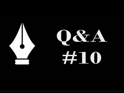 Q&A #10