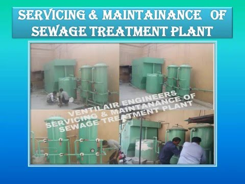 MBBR BASED (sewage treatment plant Presentation)   ventilair engineers