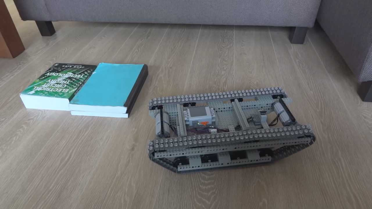 Easy Way To Get Extreme Traction On Lego Technic