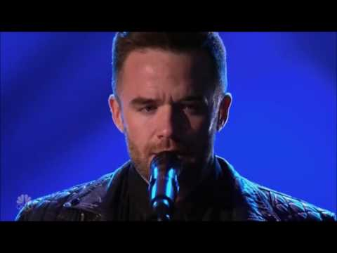 Gay Singer Brian Justin Crum VERY EMOTIONAL! Judge Cuts 3 | America's Got Talent 2016 | Ep. 10