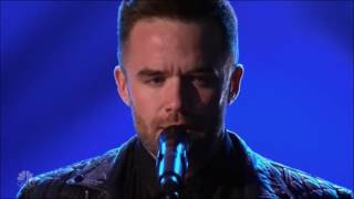 Gay Singer Brian Justin Crum VERY EMOTIONAL Judge Cuts 3  Americas Got Talent 2016  Ep 10